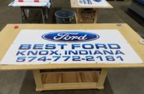 Knox Ford Banners
