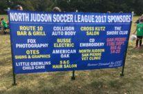 North Judson Soccer Banner