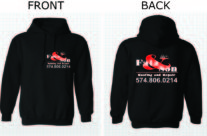 Fata Roofing Sweat Shirts