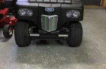 Golf Cart Front Decals