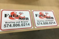 Fata Roofing Magnets
