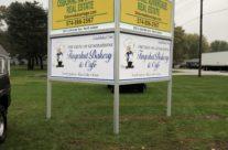 Corner Sign