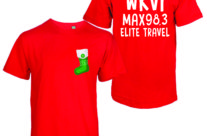 WKVI Christmas T-shirts