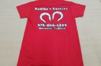 Radtke's Rockies T-shirt
