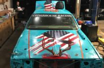 Demolition Derby Decals