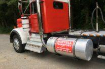 Bortell Truck Decals
