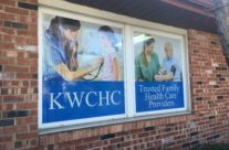 Health Center Window Film