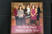 Business of the year board